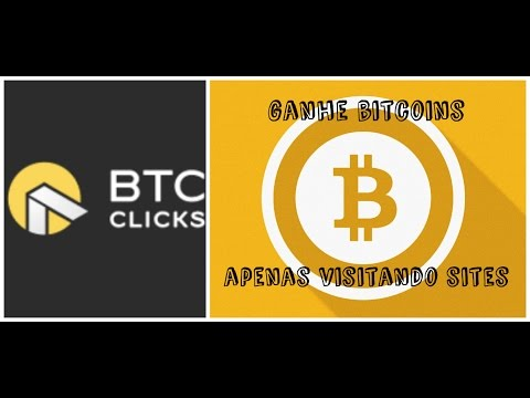 Ganhe Bitcoins visitando sites (BTC Clicks) #9