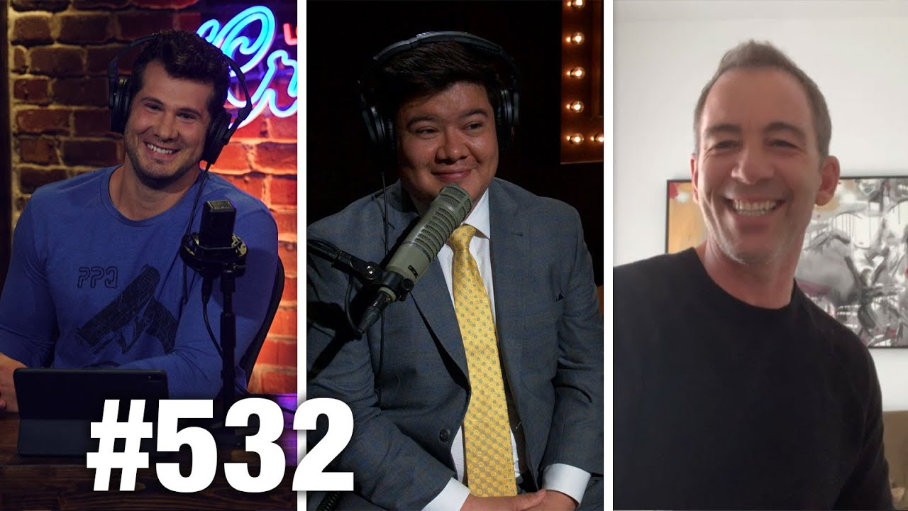 Steven Crowder Ep 532 | NYT RACIST FAKE NEWS EXPOSED! | Bryan Callen Guests | Louder with Crowder