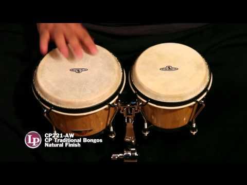 CP221-AW - CP Traditional Bongos