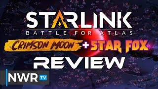 Starlink: Battle For Atlas - Crimson Moon (Switch) Review (Video Game Video Review)