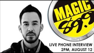 Magic 89.9's Phone Interview with Mike Shinoda of Linkin Park