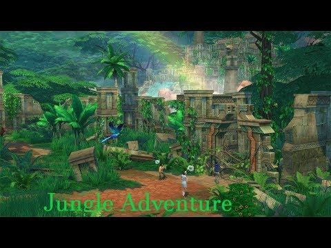 We found treasure! // Jungle Adventure Part 4 |
