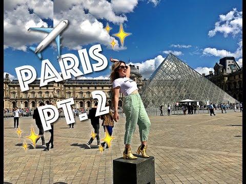 Viaje a Paris Parte 2