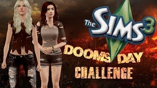 The Sims 3 Doomsday Challenge (Part 1) No Groceries :(