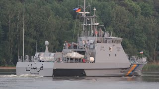 Bootslieferung an Saudis: Wolgast bangt um Werft   Panorama 3   NDR