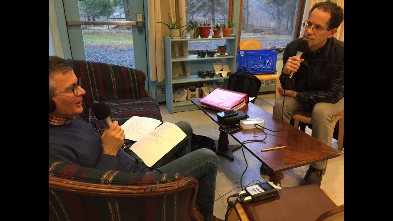 WSP Teacher Elan Leibner On Back in America Podcast