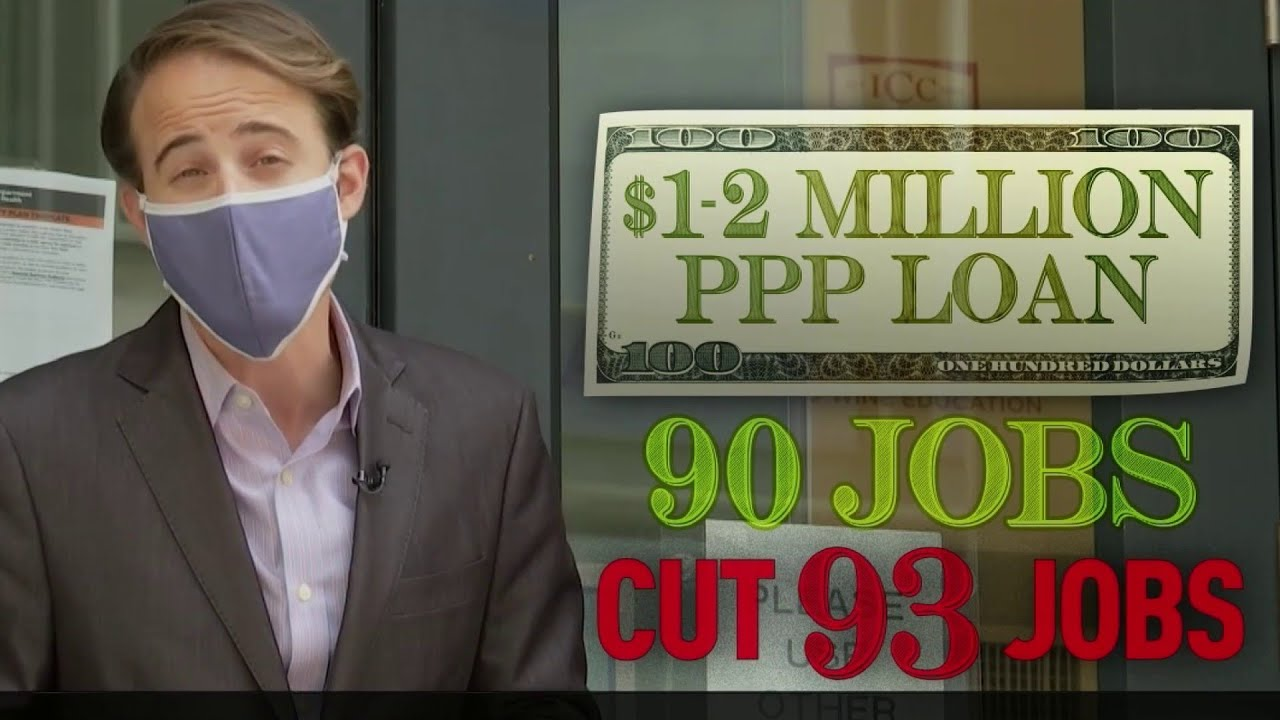 PPP Problems: Employees Say They Were Laid Off After Bosses Got Loans   NBC New York