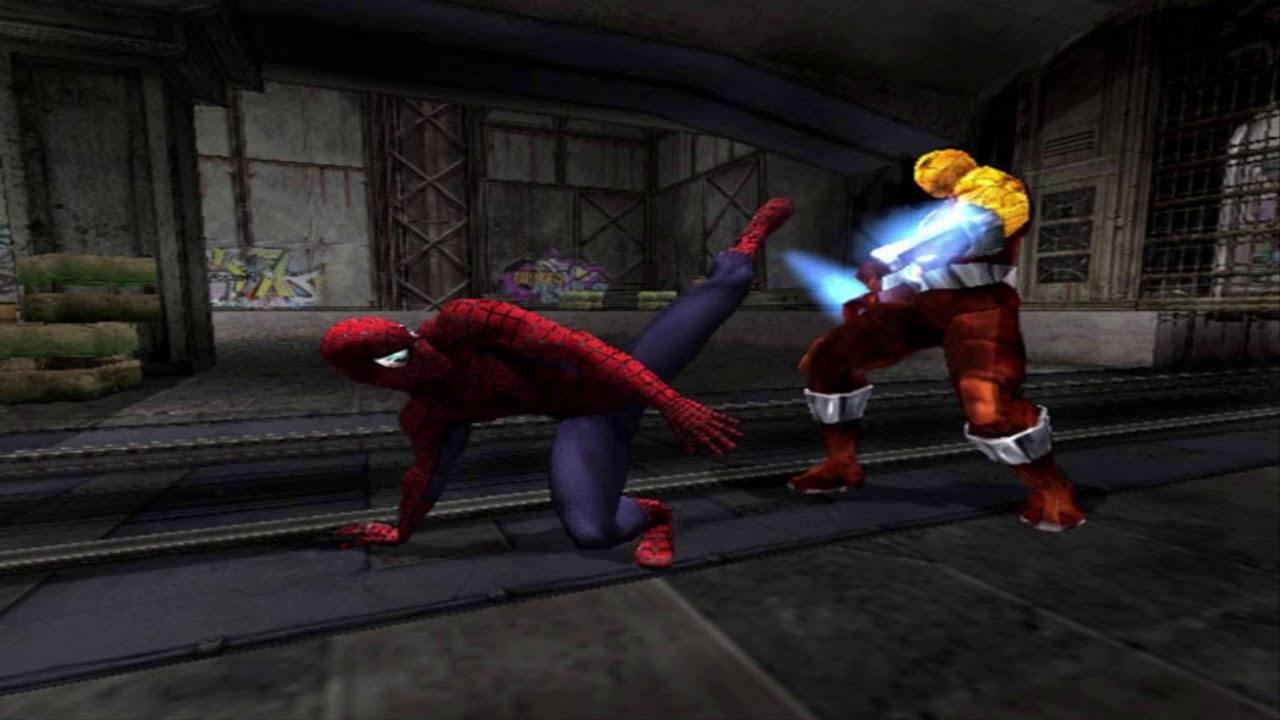 تحميل لعبة الأكشن والمغامرة Spider-Man The Movie