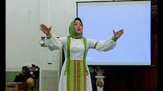 Ayo Belajar Menjadi Dirigen Lagu Indonesia Raya