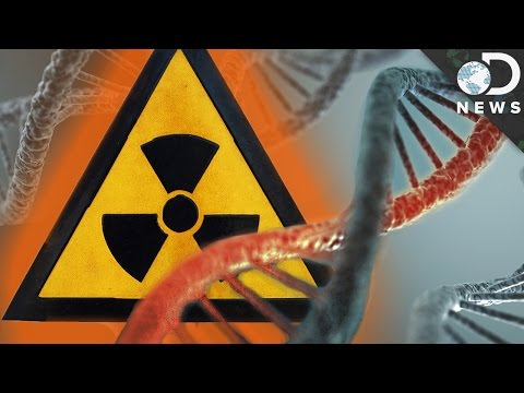 How Radiation Changes Your DNA