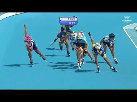 World Games 2017 - Speed Skating - Final - Women 1000M