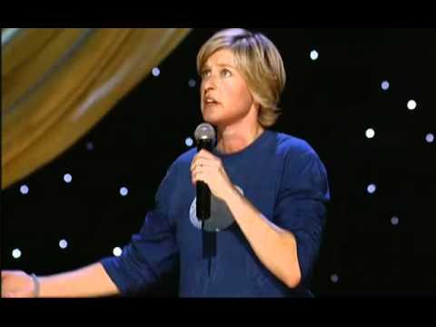 "Ellen DeGeneres - ""Shampoo"""
