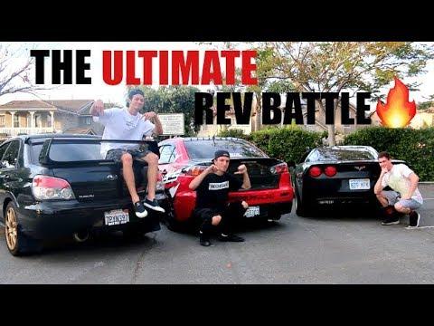 The Ultimate Youtuber Rev Battle