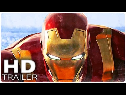 Thumbnail: SPIDERMAN HOMECOMING Trailer 2 (Extended) 2017