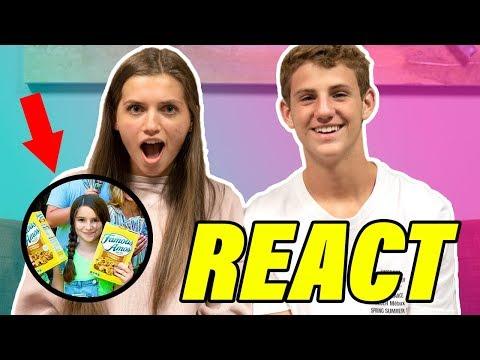 """MattyBRaps x Mimi REACT to """"Top Spot"""" by Daniela thumbnail"""