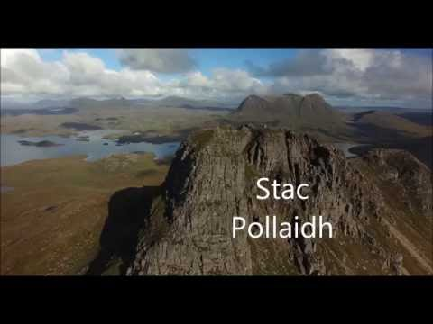 Stac Pollaidh, as seen on tv - ITV's Britains favourite top 100 walks 30/01/18