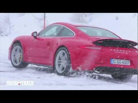Driven: 2013 Porsche 911 Carrera 4S