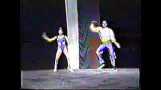 Acrobatic Rock'n'roll - Yavor Kunchev, Mina Karcheva - 1998