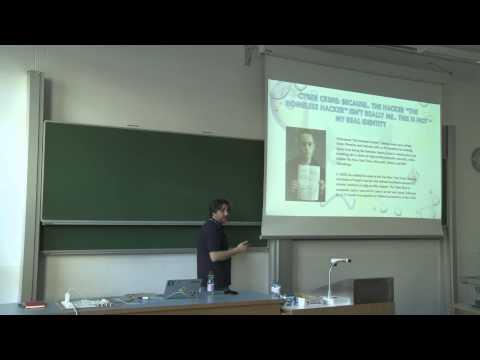 DevFest Vienna 2013 - IT Security (Massimiliano Falcinelli)