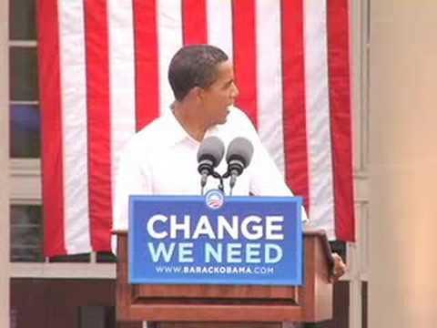 Barack and Joe in Greensboro, NC