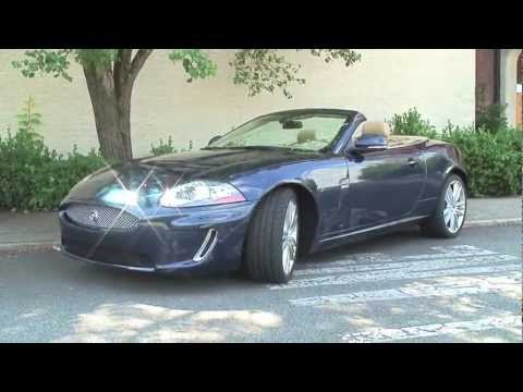 2011 Jaguar XK Convertible, Detailed Walkaround.