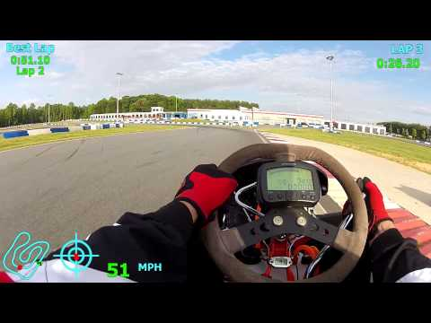 Shifter Kart GoPro Motorplex Practice