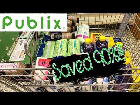 Couponing At Publix! | Saved 90%!!