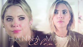 "Hanna Marin - ""I Just Wanna Be Left Alone."""