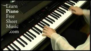 "TCHAIKOVSKY - ""Swan Lake"" Theme from Black Swan Piano Version"