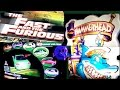 The FAST & the FURIOUS Car RACE, Hammerhead, FUN Arcade GAMES + PRIZES