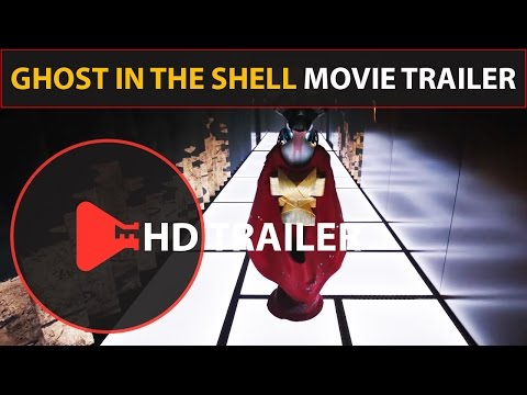 """Ghost in the Shell (2017) Movie Clip """"Control"""" New Movie Trailers [1080p HD] 🍿"""