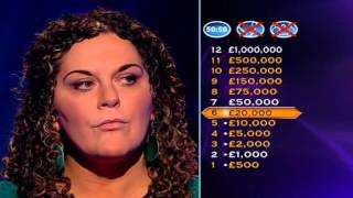 Who Wants To Be A Millionaire? (UK) (S13 E10)