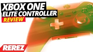 Xbox Elite Controller Review - Rerez