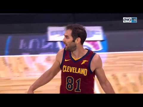 Jose Calderon Full Highlights Vs Magic (18 PTS, 1 REB, 5 AST, 1ST)