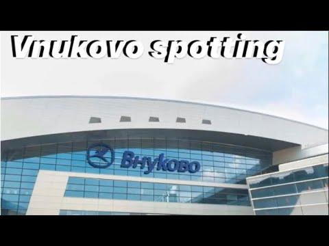 "Vnukovo Airport Spotting | Аэропорт Внуково Споттинг ""VKO, UUWW"" RW24  (02.11.2019) Moscow"