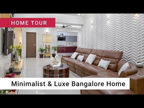 2BHK Livspace Interior Design In Bangalore | Lakshmi