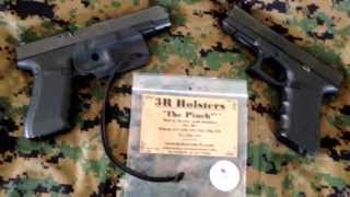 3R Holsters The Pinch 2 Safety device..