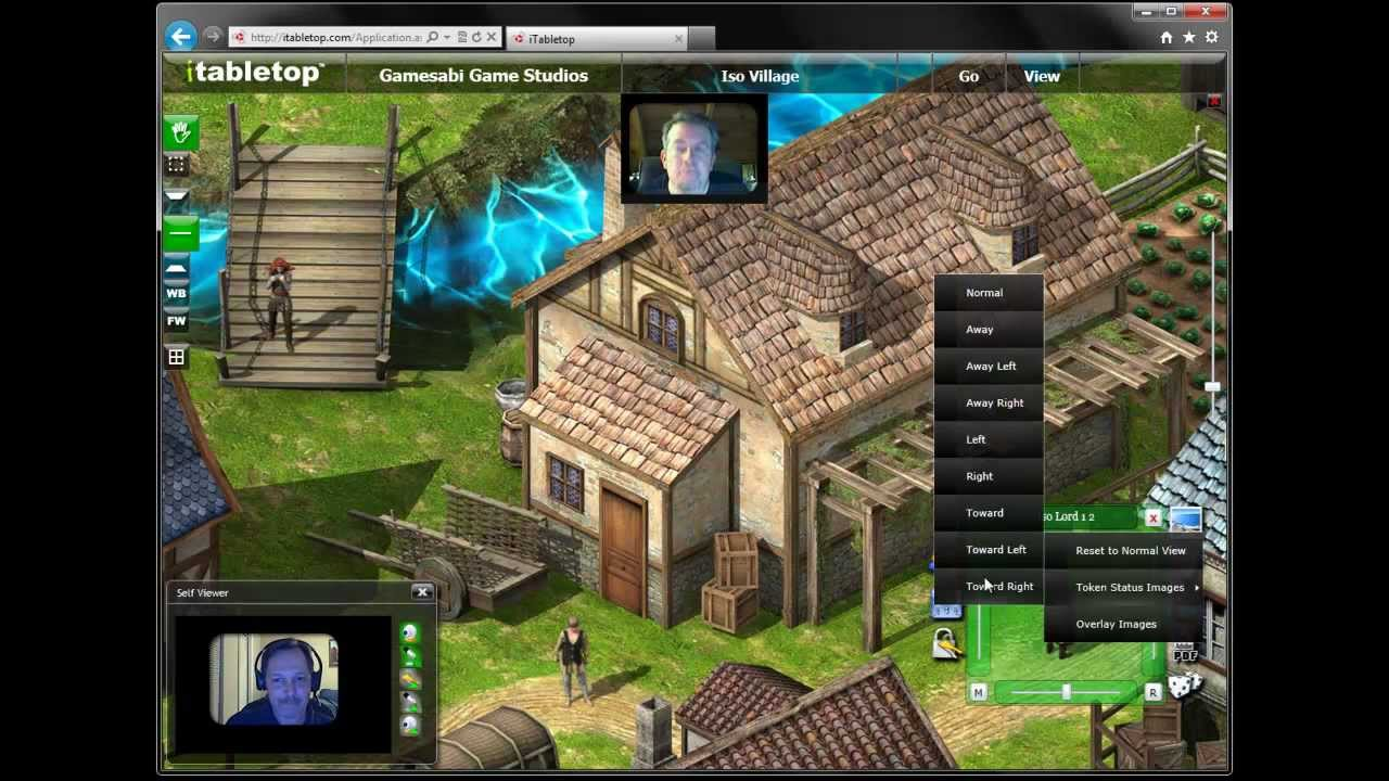 iTabletop Weekly Update - Isometric 3D Game Packs Early Release