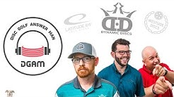 Get your disc golf questions answered on Ep 274 Disc Golf Answer Man