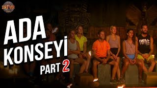 Ada Konseyi 2. Part   39. Bölüm   Survivor Türkiye - Yunanistan