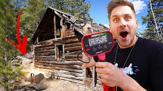 TREASURE HUNTING IN ABANDONED HOUSES!