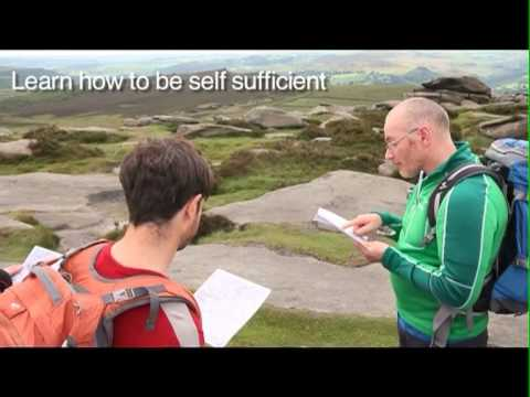 Navigation Course Peak District with Pure Outdoor Ltd.