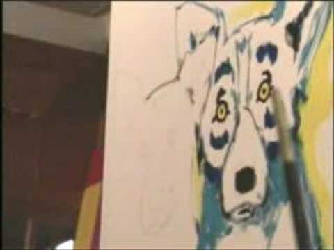 George Rodrigue - The Man Behind the Brush - Part 2 (2001)