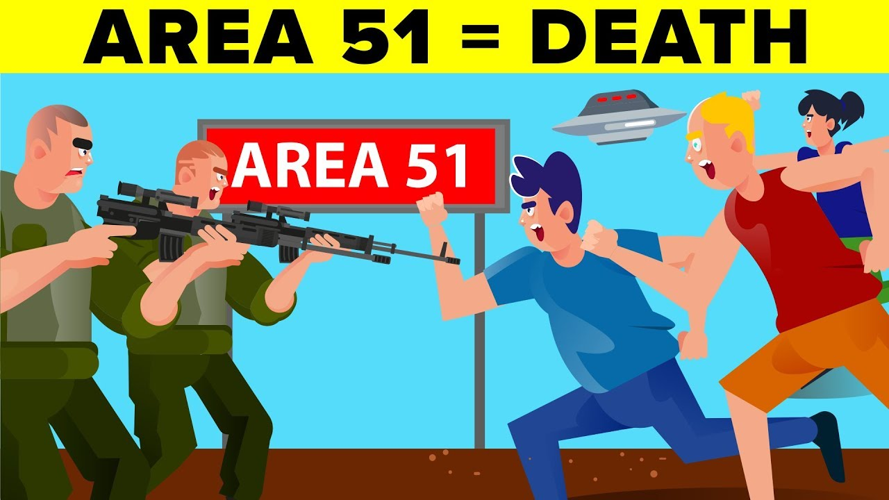 Why Storming Area 51 Is a Bad Idea