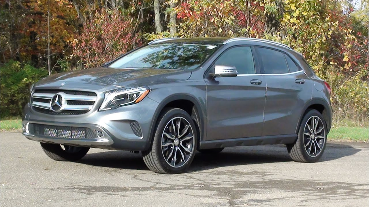 Mvs 2015 mercedes benz gla250 4matic road test youtube for 2015 mercedes benz gla250