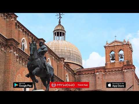 San Zanipolo – Monumento Equestre A Colleoni – Venezia – Audioguida – MyWoWo Travel App