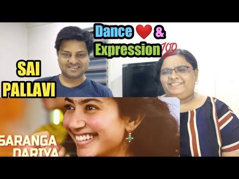 Saranga Dariya Song REACTION | Love Story | Naga Chaitanya | Sai Pallavi | Pawan Ch | Sekhar Kammula