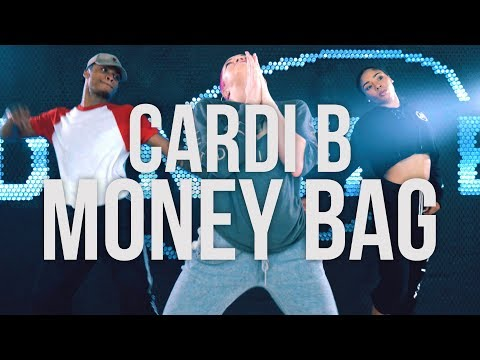 Cardi B - Money Bag -- Kaili Bright Choreography | #InvasionOfPrivacy