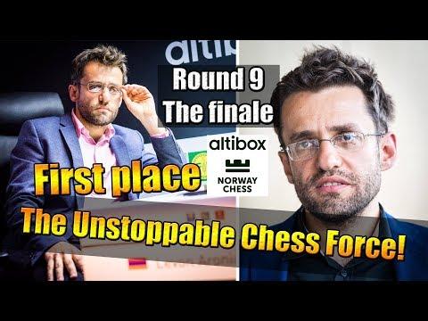 Armenian Lion WINS Norway Altibox 2017 Championship - Levon Aronian vs Wesley So - Round 9