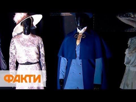 Захар Беркут, Мавка и Крепостная: выставка костюмов на ВДНХ